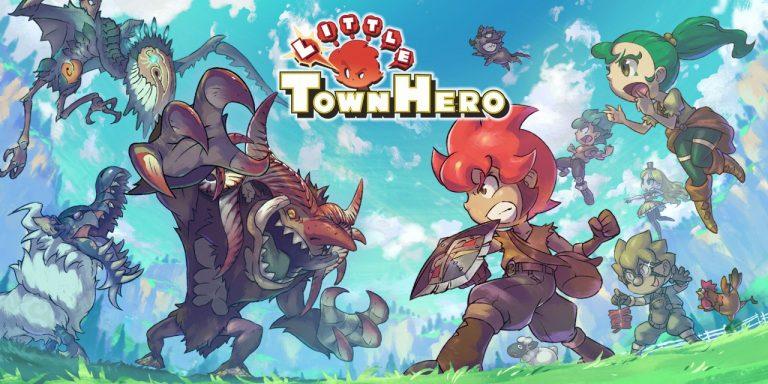 Little Town Hero Big Idea Edition – Voit sa date de sortie décalée sur Switch et PlayStation 4