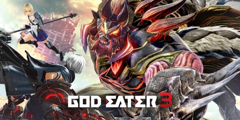 God Eater 3 – Mise à jour et nouveau trailer