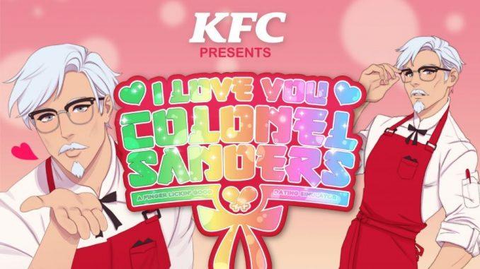 I Love You, Colonel Sanders! A Finger Lickin' Good Dating Simulator !