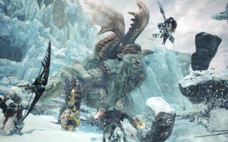 Monster Hunter World : Iceborne