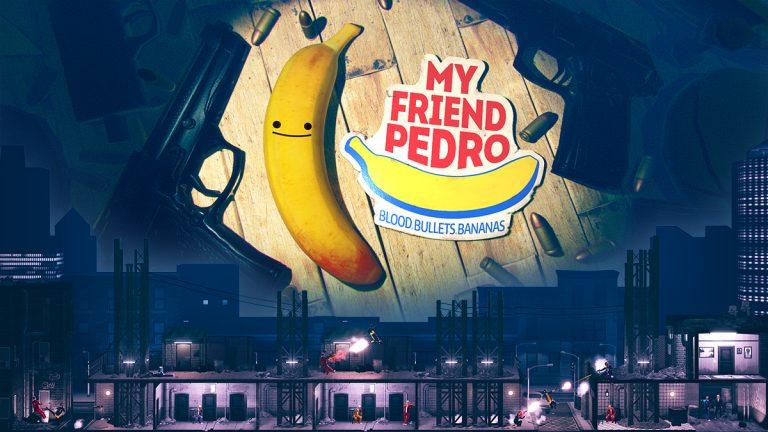 My Friend Pedro – Le jeu déjanté de Devolver Digital arrive le 2 avril sur PlayStation 4