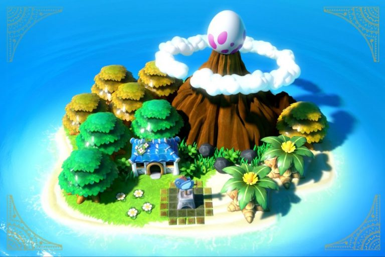 The Legend of Zelda : Link's Awakening – Un nouveau mais trop court trailer
