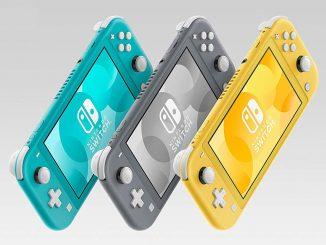 Nintendo Switch Lite etui