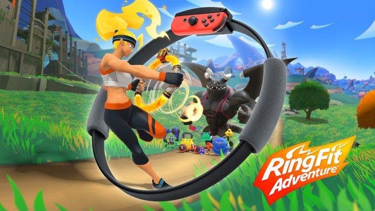 Ring Fit – Le jeu de Nintendo atteint les 3 millions de ventes