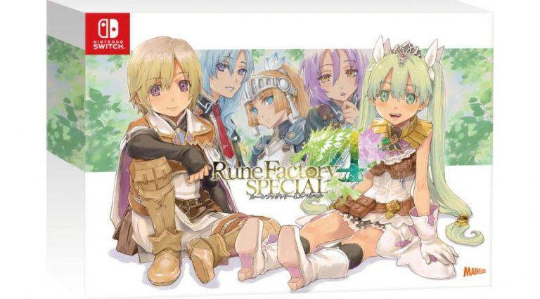 Rune Factory 4 Special – Une édition limitée exclusive pour l'Europe