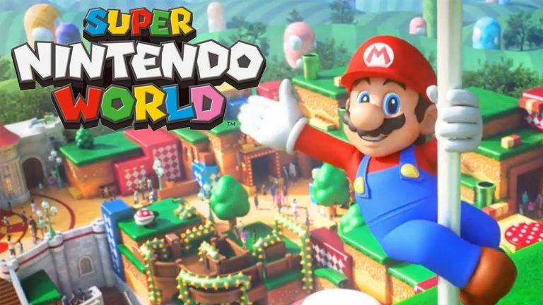 Super Nintendo World – L'ouverture du parc repoussée de plusieurs années en Floride