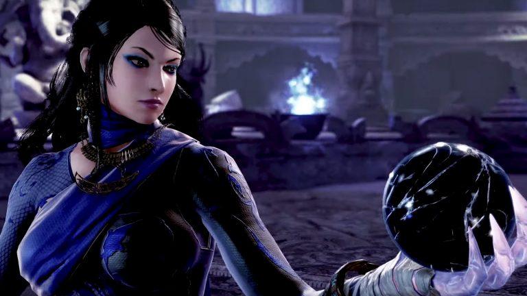 Tekken 7 – Zafina entre en scène