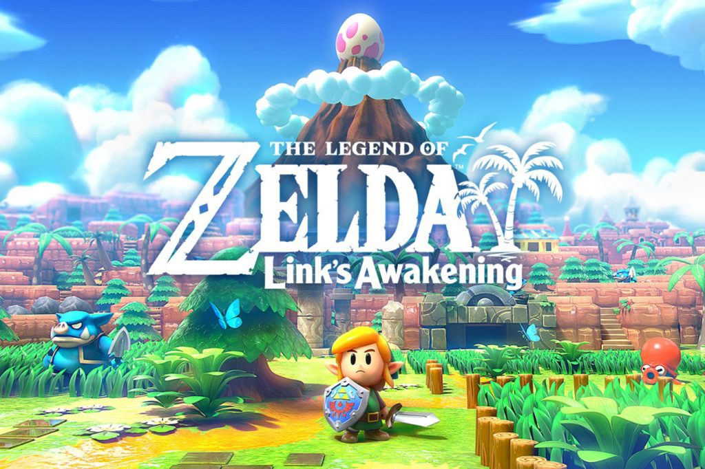 Zelda Link's Awakening chiffres