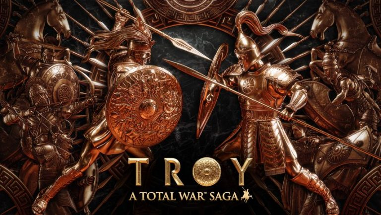 TROY : A Total War Saga – Laissez-vous emporter par l'illiade d'Homère !