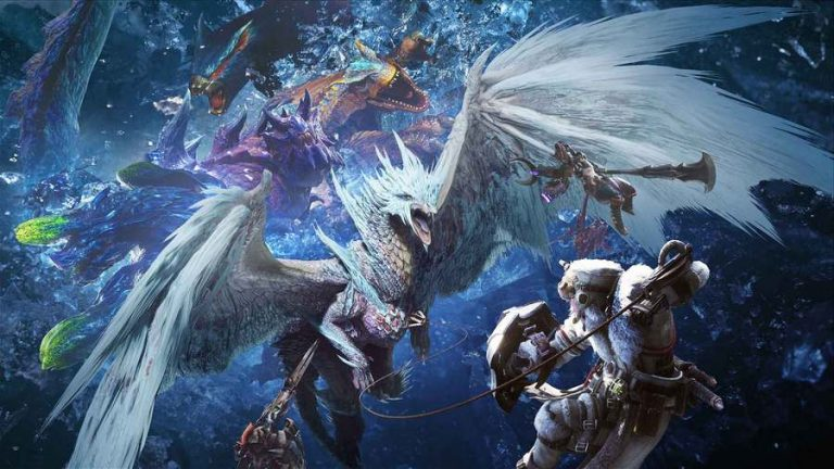 Monster Hunter World : Iceborne – Enfin disponible sur Xbox One et PlayStation 4