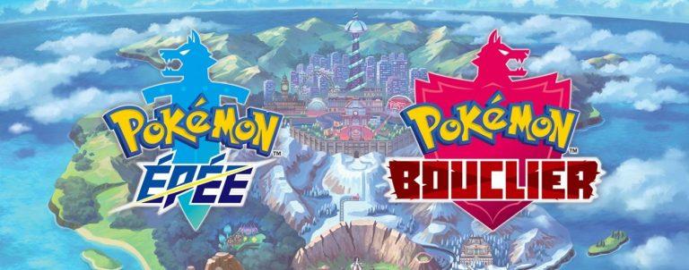 Pokémon Epée/Bouclier – Un nouveau Pokémon dans la région de Galar !