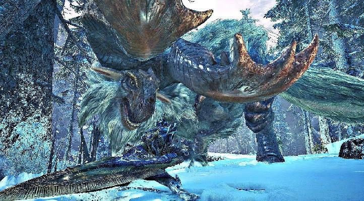 Monster Hunter World: Iceborne - Bambaro