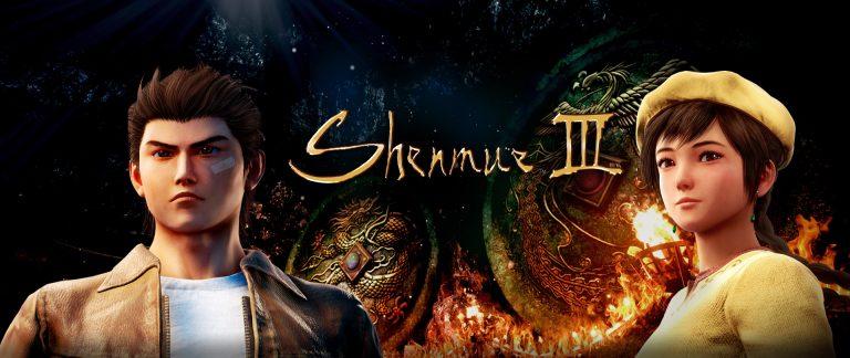 [TGS19] Shenmue III – De nouveaux trailers sont disponibles