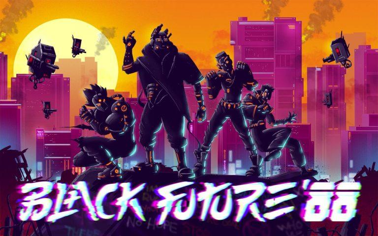 BLACK FUTURE '88 – Une date de sortie officielle