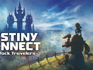 Destiny Connect : Tick-Tock Travelers