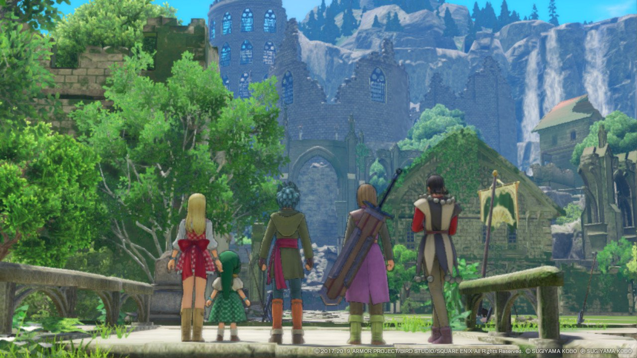 Dragon Quest XI Ventes