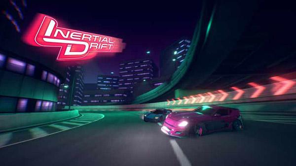 Inertial Drift – Annoncé en vidéo sur consoles et PC