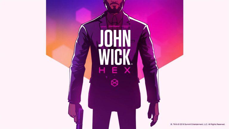 John Wick Hex – Le jeu est disponible en exclusivité sur l'Epic Games Store