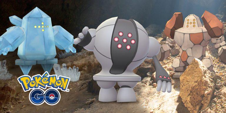 Pokémon GO – Le retour du trio légendaire !