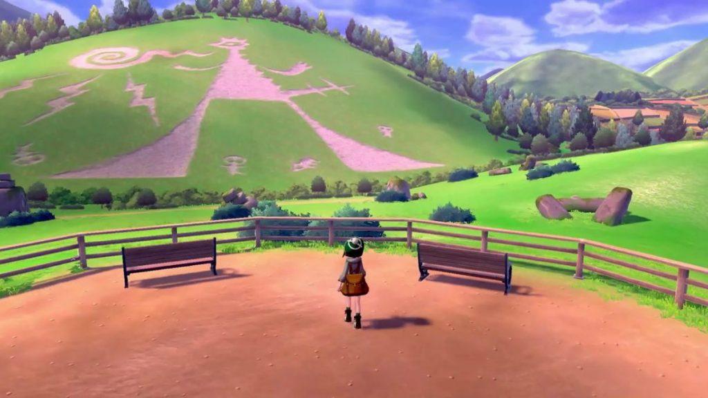 Pokémon épée et bouclier trailer