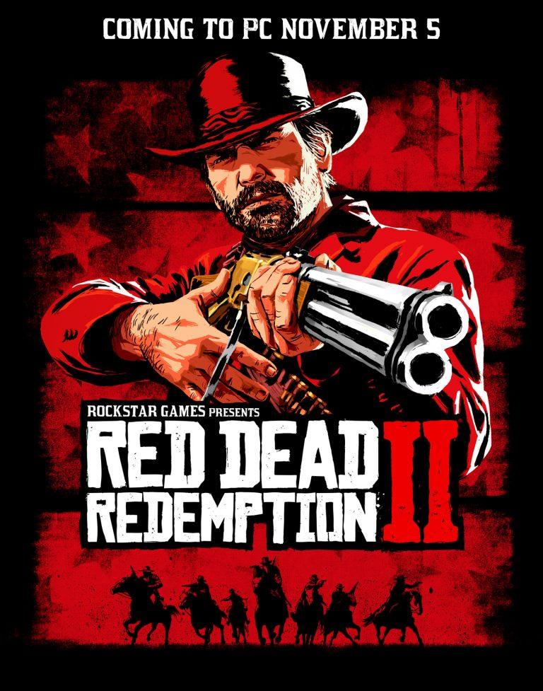 Red Dead Redemption 2 – Le jeu est disponible en précommande