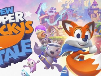 New Super's Lucky Tale