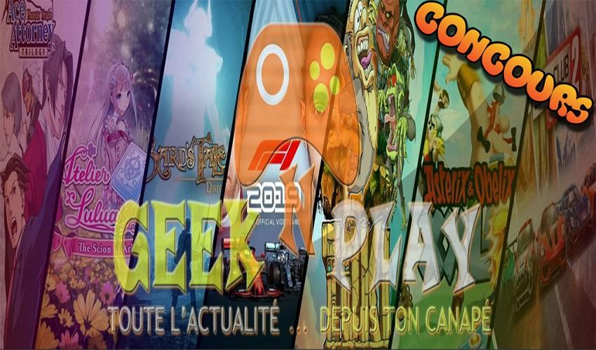 Concours - GeekNPlay
