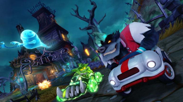 Crash Team Racing Nitro-Fueled – Le Grand Prix Terrifiant débarque