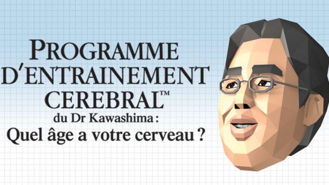 programme d'entrainement cérébral du Docteur Kawashima