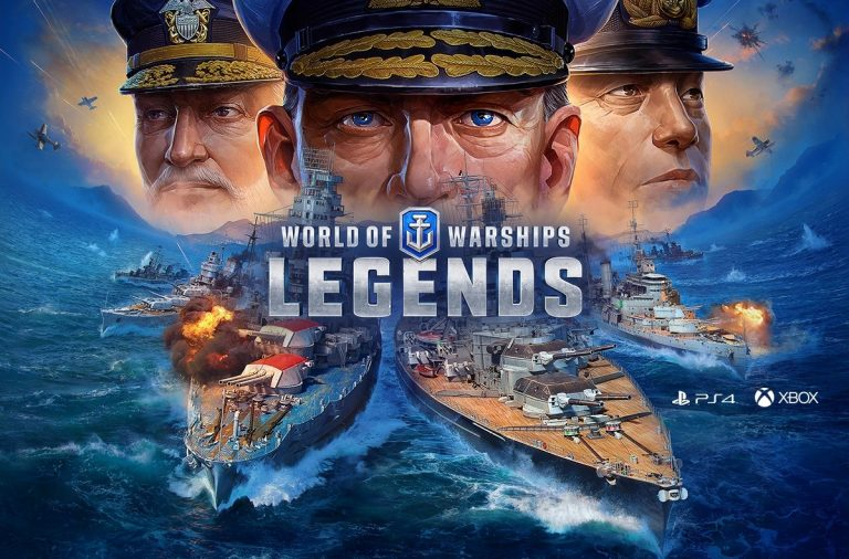 World of Warhips : Legends – Les cuirassés français entrent en guerre !