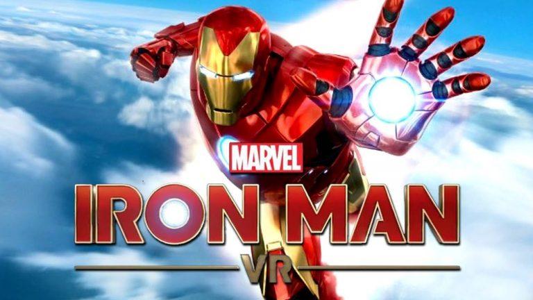 Marvel's Iron Man VR – Lancement du jeu le 28 février 2020