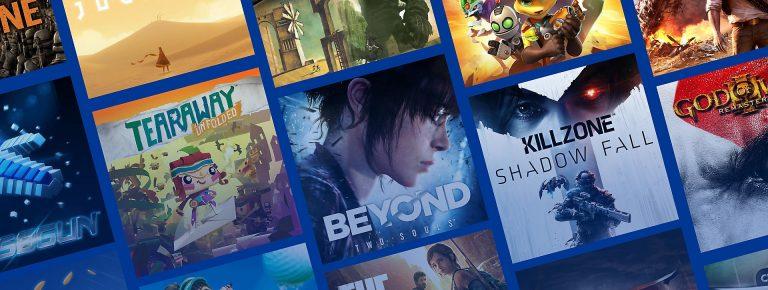 PlayStation Now – Nouveaux jeux et nouveaux prix !