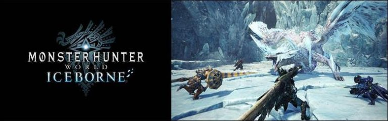 Monster Hunter World : Iceborne – La version PC sortira en janvier 2020 !