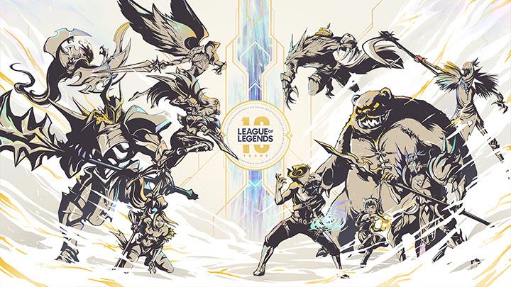 League of Legend – Le jeu fête ses 10 ans !