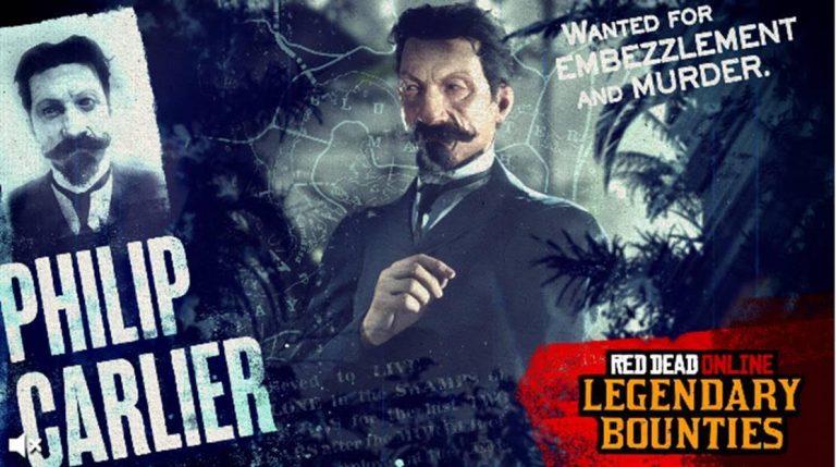 Red Dead Online – Un avis de recherche est lancé !