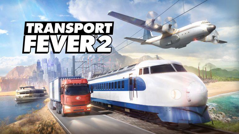 Transport Fever 2 – Voyagez léger à partir du 11 décembre !