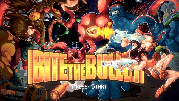 Bite the Bullet – Manger pour devenir plus fort !