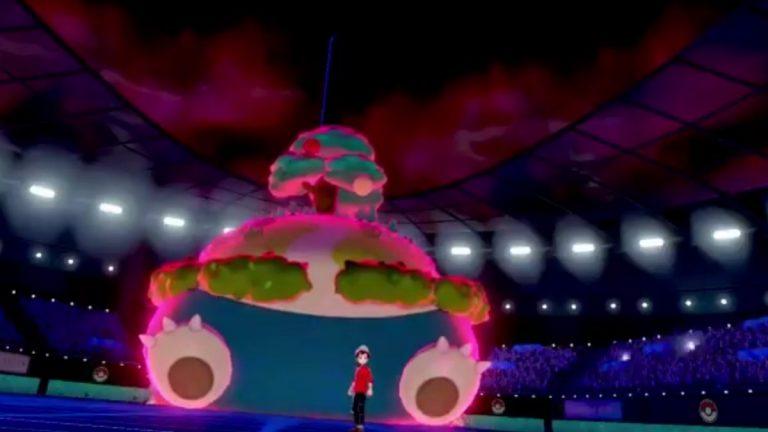 Pokémon épée et bouclier – Ronflex Gigamax débarque prochainement