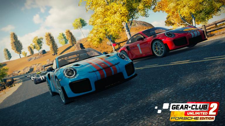 Gear.Club Unlimited 2 Porsche Edition – Faites chauffer la gomme sur la Switch