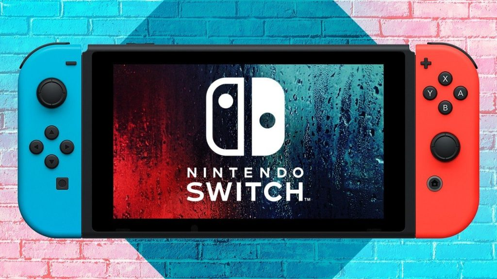 Nintendo Switch fond