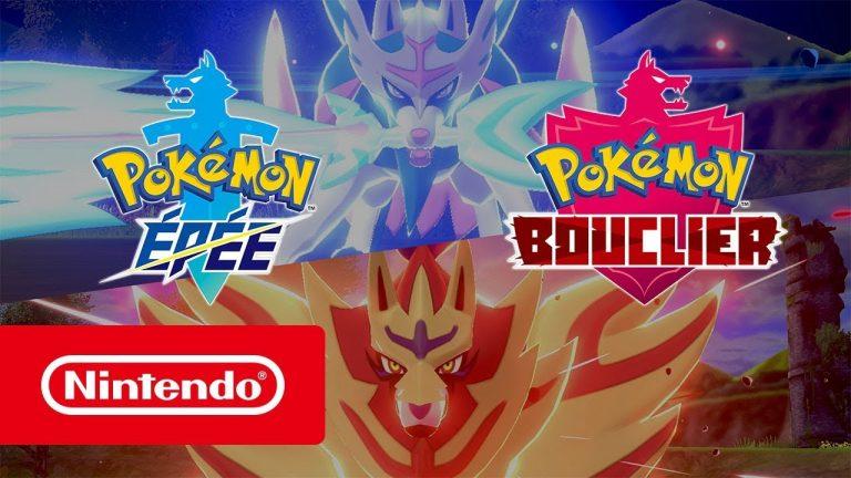 Pokémon épée et bouclier – Une dernière vidéo avant sa sortie !