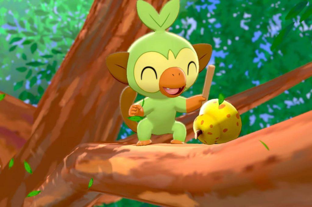 Pokémon épée astuce starters