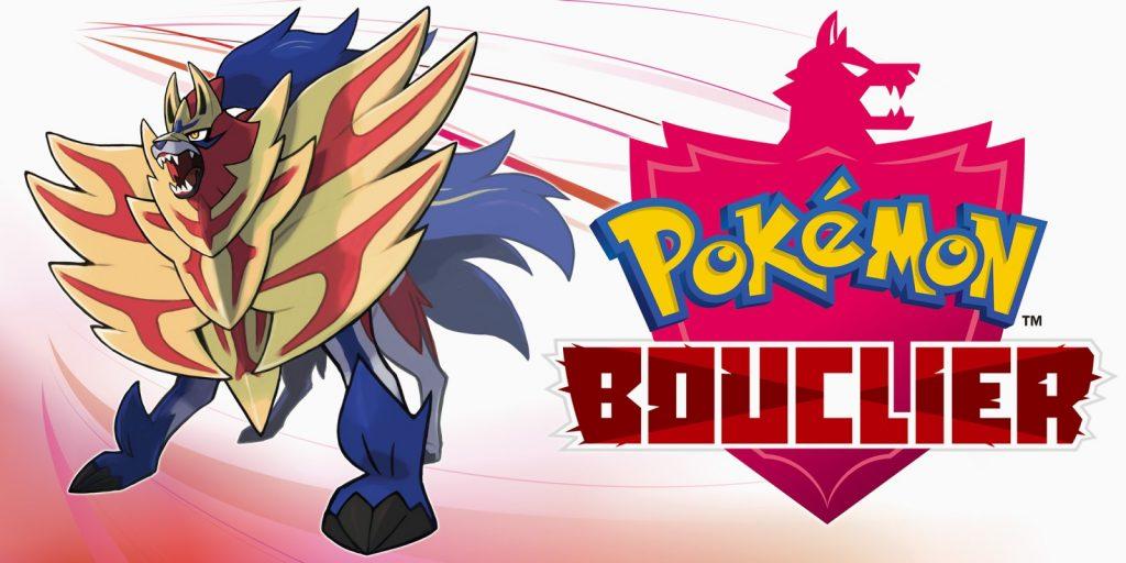 Pokémon épée et bouclier fond