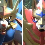 Pokémon épée et bouclier – Comment obtenir Zamazenta ou Zazian selon votre version