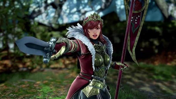 Soulcalibur VI – Hilde rejoint le combat !