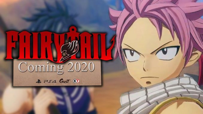 fairy tail 2020