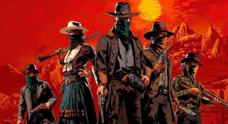 Red Dead Online – Des lingots d'or offerts !