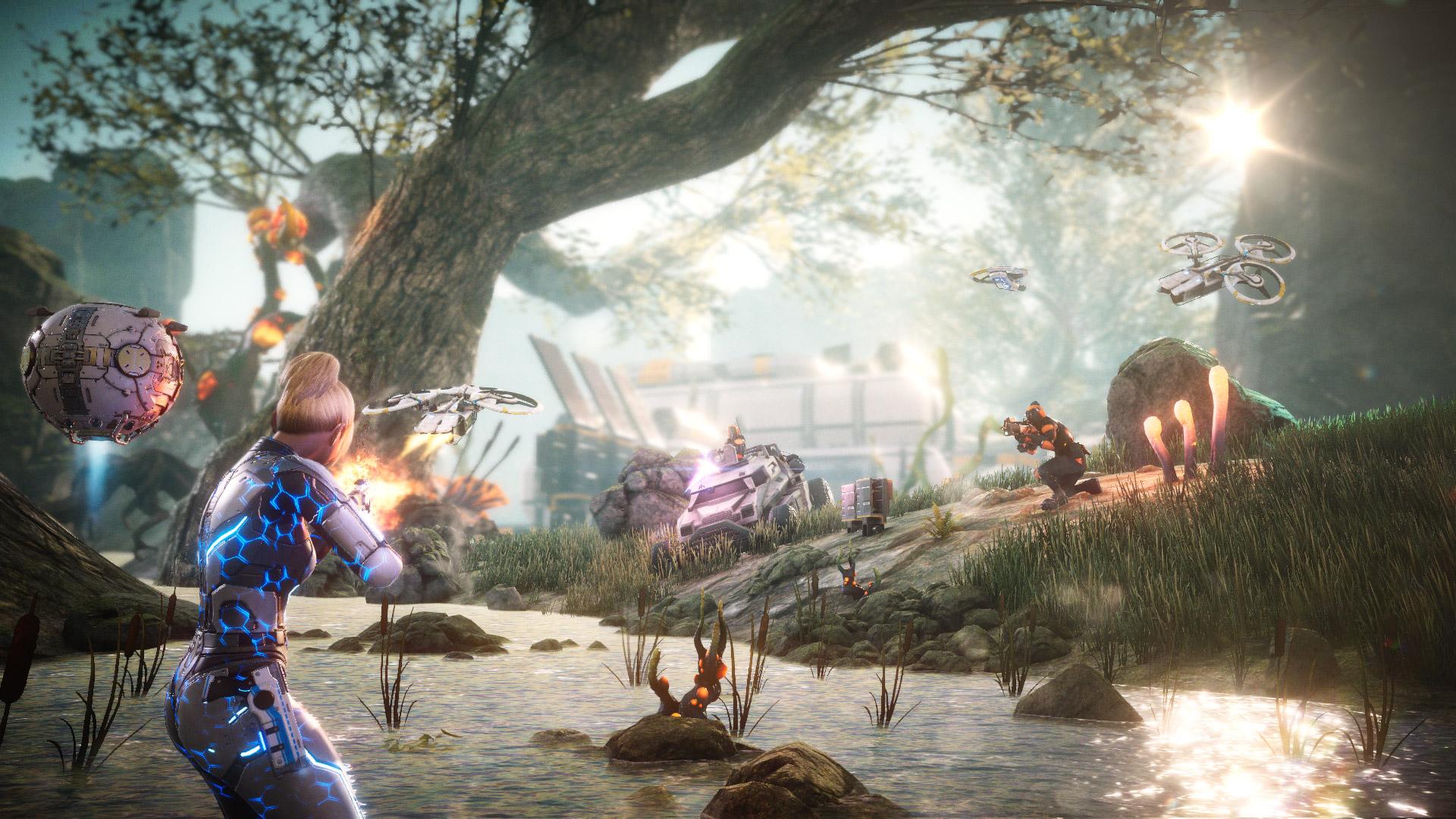 Everreach : Project Eden