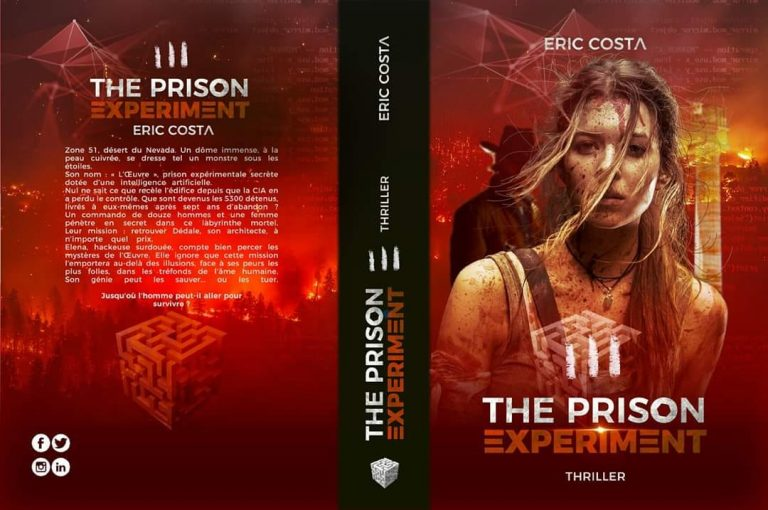 Avis – The Prison Experiment Tome 3 de Eric Costa