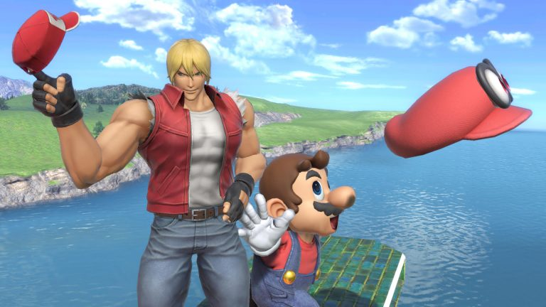 Super Smash Bros. Ultimate – Terry Bogard rejoint le casting